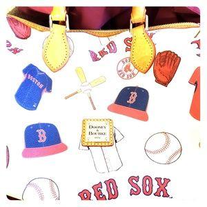 Dooney & Bourke Red Sox purse